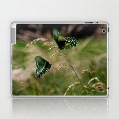 Swallowtail Butterflies Laptop & iPad Skin