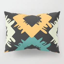 Bizarre shapes Pillow Sham
