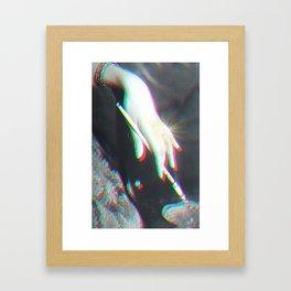 Perversion  Framed Art Print