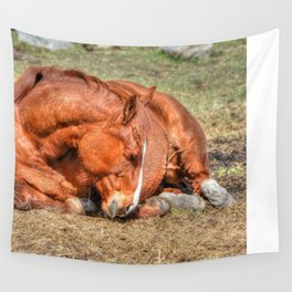 At Rest Wall Tapestry