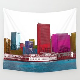 San Francisco City Wall Tapestry