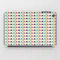 triangle iPad Cases featuring triangle by Sébastien BOUVIER