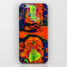 Lava flow ... iPhone Skin