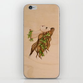 Isolde iPhone Skin