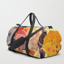 umbrellas Duffle Bag