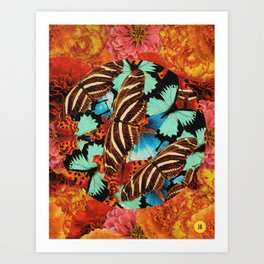 daydream Art Print
