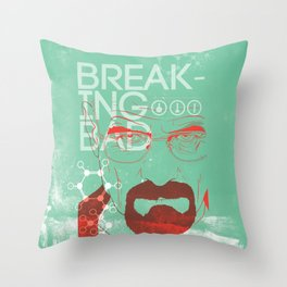 It's All In The Chemistry Throw Pillow