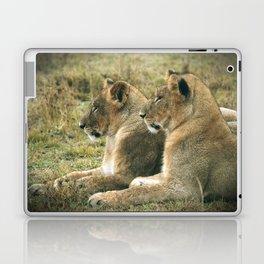 Lion Cub Twins Laptop & iPad Skin