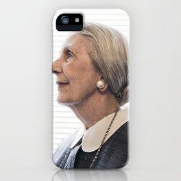 Grandma Greene iPhone Case