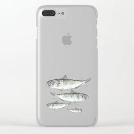 Sardin Clear iPhone Case