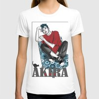 yaoi T-shirts featuring 801 BOYS LOVE-SAKURA by ALEX A. AKIRA