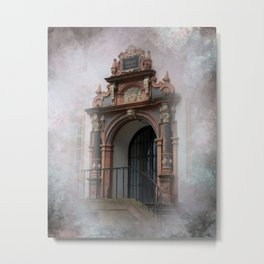 come in -2- Metal Print