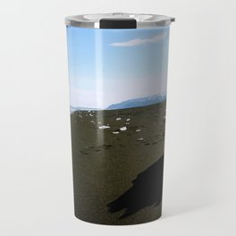Jokulsarlon Beach, Iceland Travel Mug