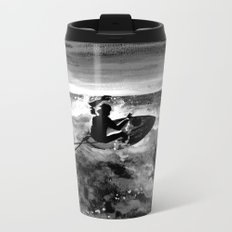 surf spray Metal Travel Mug