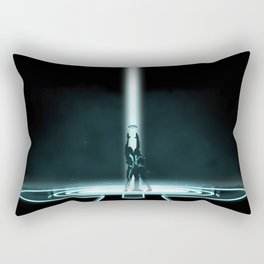 TRON PORTAL Rectangular Pillow