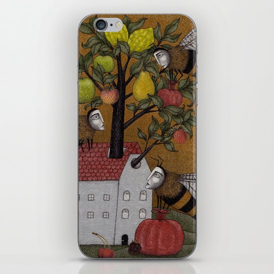We need the BEE! iPhone & iPod Skin