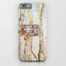 Fisherman's Delight iPhone 6s Slim Case
