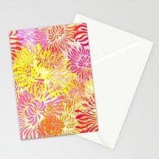 Flower Cracker Stationery Cards
