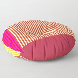 Woke Up New Floor Pillow