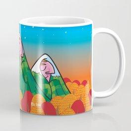 The sleeping giants Coffee Mug