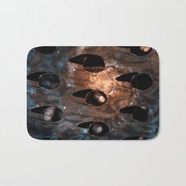 Cheese Grater Galaxy Bath Mat
