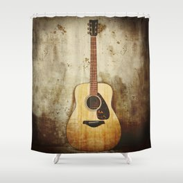 Dreams Are Written Here Shower Curtain
