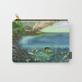 Save the Mangroves! Carry-All Pouch
