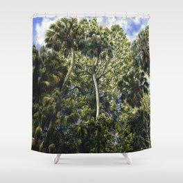 Highlands Hammock Shower Curtain