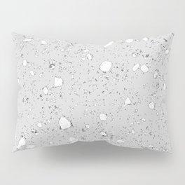 Terrazzo: grey Pillow Sham