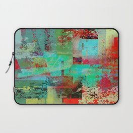 banging on the door Laptop Sleeve
