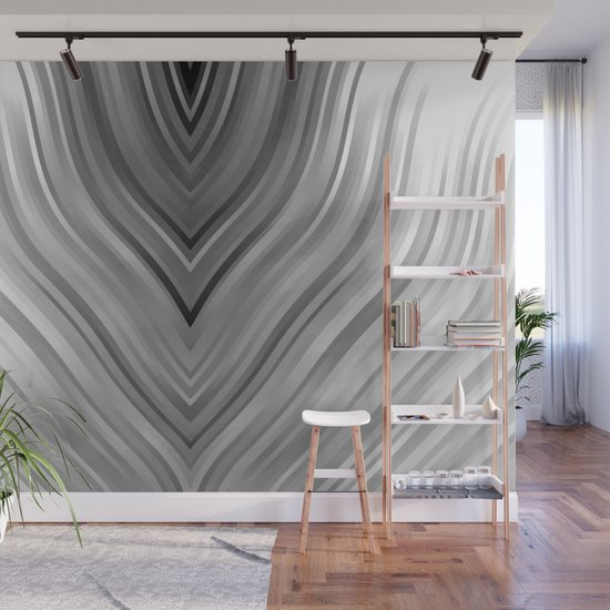 stripes wave pattern 3 bwgri by gxp-design