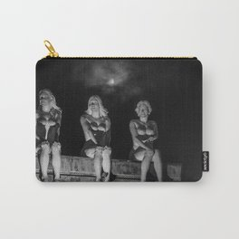 Porcelain Ladies in the Pale Moonlight Carry-All Pouch