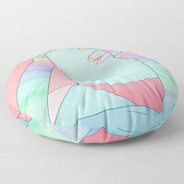 Touch Floor Pillow