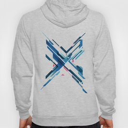 Geometric - Collage Love Hoody