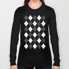 Argyle Long Sleeve T-shirt