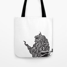 Hairy Smoke Bastard #1 Tote Bag