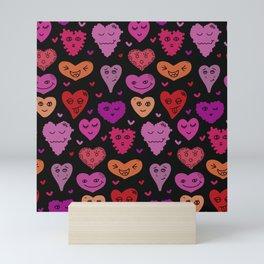 In love Mini Art Print