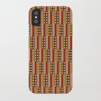 africa iPhone & iPod Cases featuring Africa by Okopipi Design