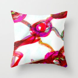 Cecile Throw Pillow