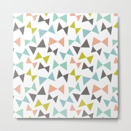 Spring bows Metal Print