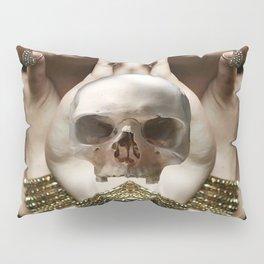 Skull Magic Pillow Sham