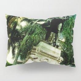 I am thinking about my future. Pillow Sham