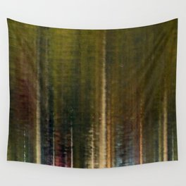 COLORFUL REFLECTIONS  Wall Tapestry