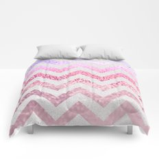 FUNKY MELON PINKBERRY Comforters