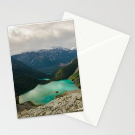 Joffre Lakes, B.C. Stationery Cards