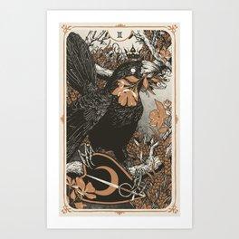 High Empress Art Print