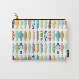 Everybody's Gone Surfin' Carry-All Pouch