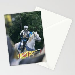 The Match Awaits Stationery Cards