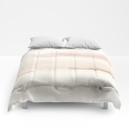Origin Neutral Watercolor Wash Comforters