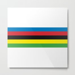 World Champ Metal Print